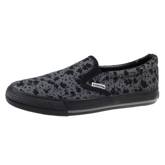 low sneakers men's - Slip-On - VISION, VISION
