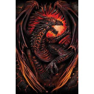 poster Spiral - Dragon Furnace - PYRAMID POSTERS - PP33466