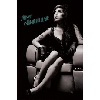 poster Amy Winehouse - Chair - PYRAMID POSTERS, PYRAMID POSTERS, Amy Winehouse