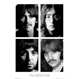 poster The Beatles - White Album - GB posters - LP1837