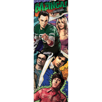 poster Theory the Great bang - Comic - GB posters - DP0421
