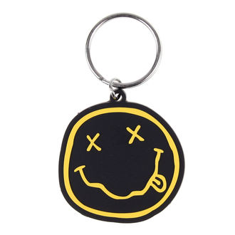 key ring (pendant) Nirvana - Smiley - KRL0042