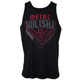VEST METAL MULISHA TRANSFER BLK-XXL