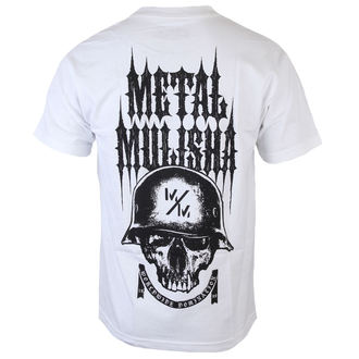 T-SHIRT METAL MULISHA ARISE WHT-L