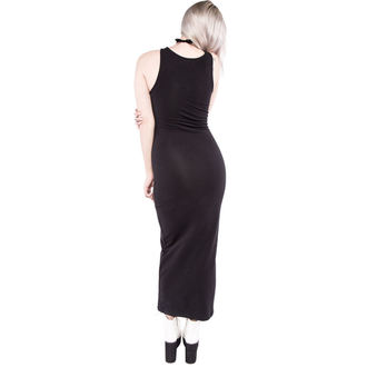 dress women IRON FIST - Bone Deep Maxi - Black - IFW004313