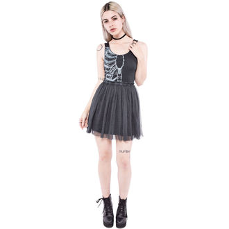 dress women IRON FIST - Wishbone - Black - IFW004289
