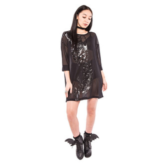 dress women IRON FIST - Wishbone Mesh - Cover Up - Black