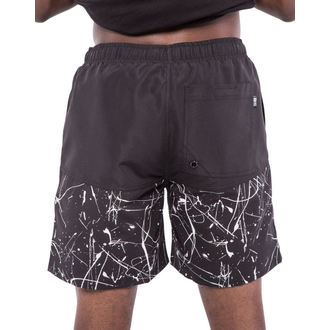 swimsuits men (shorts) IRON FIST - Extracurricular - Black / White, IRON FIST