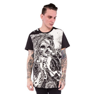 t-shirt street men's - Wild For The Night - IRON FIST - IFM003986