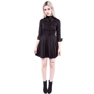 dress women IRON FIST - Haunted - Black - LIC004050
