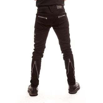 pants men POIZEN INDUSTRIES - Nexus - Black - POI086