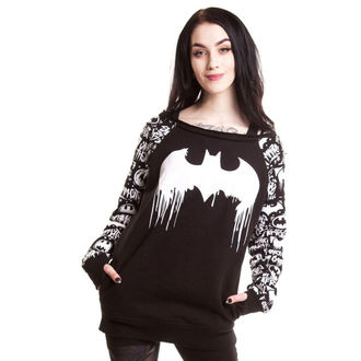sweatshirt (no hood) women's Batman - Graffiti - NNM, NNM, Batman