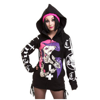 hoodie women's - Sinister Cult - CUPCAKE CULT - POI002