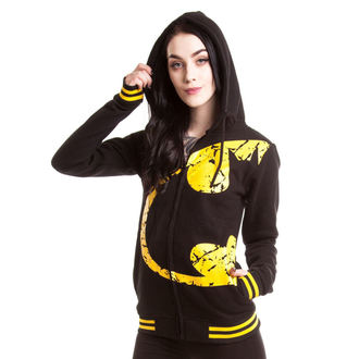 hoodie women's Batman - Bat Wing - POIZEN INDUSTRIES, POIZEN INDUSTRIES, Batman