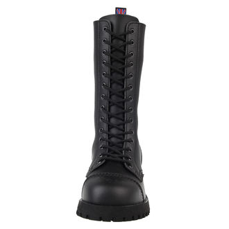 leather boots - - NEVERMIND - 10114S_SyntheticBlack