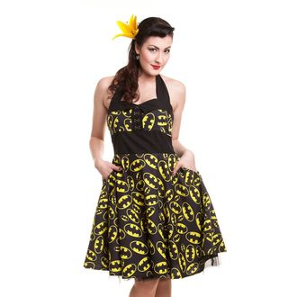 dress women BATMAN - Batman Logo - Black, POIZEN INDUSTRIES, Batman