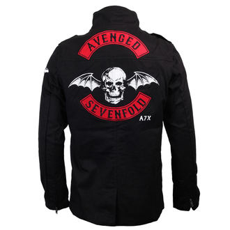 spring/fall jacket men's Avenged Sevenfold - Military - BRAVADO - 17952137
