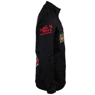 spring/fall jacket men's Guns N' Roses - Military - BRAVADO