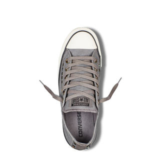 low sneakers women's - Chuck Taylor AS Eyerow Cut Ou - CONVERSE - C551569