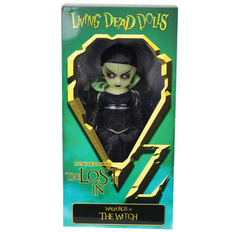 doll LIVING DEAD DOLLS - Walpurgis as The Witch - MEZ94510-5