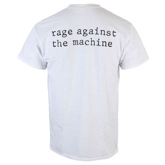 t-shirt metal men's Rage against the machine - Calm like a bomb - LIVE NATION - PE13444TSWP