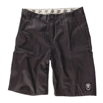 shorts men BLACK HEART - Chino - Grey - BH158