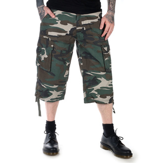 shorts 3/4 men SURPLUS - TROOPER LEGEND - Woodle. GEWAS - 07-5601-62
