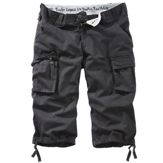 shorts 3/4 men SURPLUS - TROOPER LEGEND - BLACK GEWAS - 07-5601-63