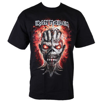 t-shirt metal men's Iron Maiden - - ROCK OFF - IMTEE51MB