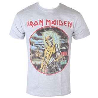 t-shirt metal men's Iron Maiden - Killers - ROCK OFF - IMTEE53MH