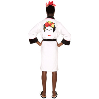 Bathrobe Frida Kahlo, NNM