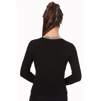sweater women's BANNED - Viscose - CA3100R/BLK
