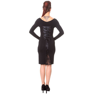 dress women BANNED - DBN5068R/BLK