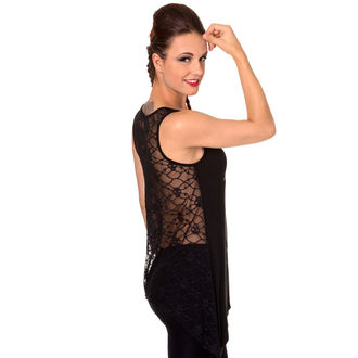 top women (tunic) BANNED - OBN1018R/BLK