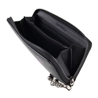 wallet BANNED - WT1453BLK