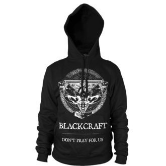 hoodie men's - Protection Moth - BLACK CRAFT - HS032PM