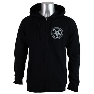 hoodie men's - Keep Evolving - BLACK CRAFT, BLACK CRAFT