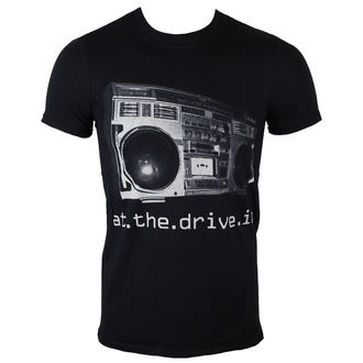 t-shirt metal men's At The Drive-In - Boombox - ROCK OFF, ROCK OFF, At The Drive-In