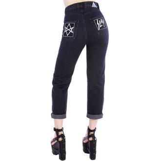 pants women Disturbia - Mosh - DIS796-BLK