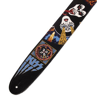 guitar strap KISS - PERRIS LEATHER - 8048