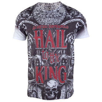 t-shirt metal men's Avenged Sevenfold - Chalice All Over - ROCK OFF - ASTS35MW