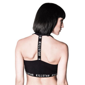 sports women's bra KILLSTAR - Rise N Rule - Black, KILLSTAR