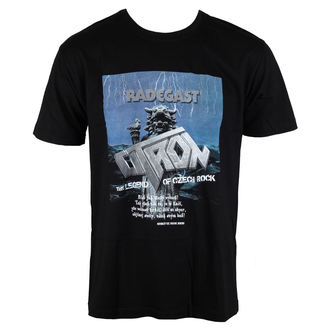 t-shirt metal men's Citron - Radegast - - CIT004