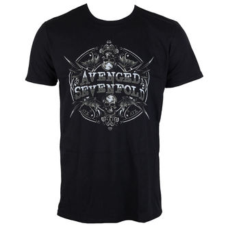 t-shirt metal men's Avenged Sevenfold - Reflections - ROCK OFF - ASTS28MB