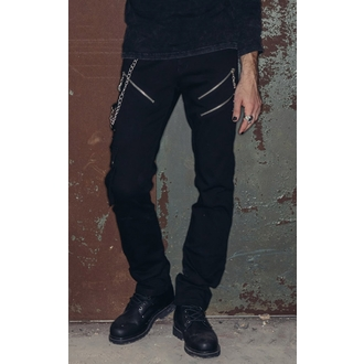 pants men DEVIL FASHION - Gothic Reaper, DEVIL FASHION