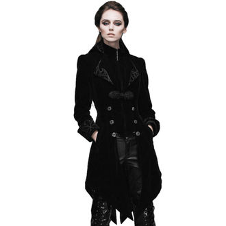 coat women's DEVIL FASHION - Gothic Maelstrom, DEVIL FASHION