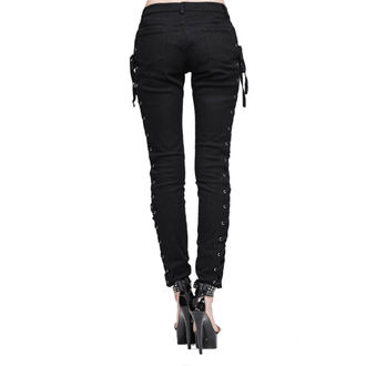 pants women DEVIL FASHION - Gothic Pyretta - DVTRW105