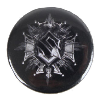 badge Sabaton - Heroes On Tour - NUCLEAR BLAST- 247815