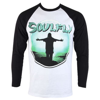 t-shirt metal men's Soulfly - One Baseball - NUCLEAR BLAST, NUCLEAR BLAST, Soulfly