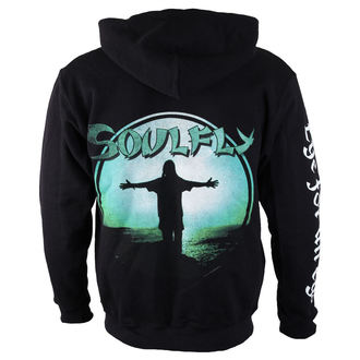 hoodie men's Soulfly - One - NUCLEAR BLAST, NUCLEAR BLAST, Soulfly